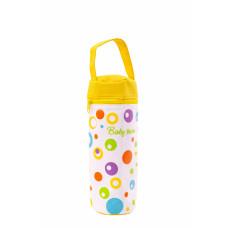 Контейнер для бутылочки (УНИВЕРСАЛЬНЫЙ) Baby team, арт. 1505 (белый)