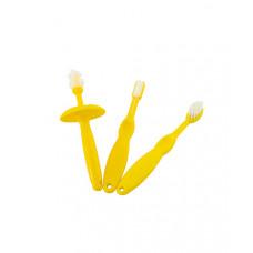 Набор зубных щеток Baby team, 6+, арт. 7201