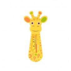 Термометр для воды «Жирафчик» Baby team, 0+, арт. 7300