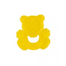 Прорезыватель с водой Baby team, 4+, арт. 4004 (Медвежонок)