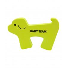 """Фиксатор для дверей """"Собачка"""" Baby team, 6+, арт. 7601 (ПОВРЕЖДЕННАЯ УПАКОВКА)"""