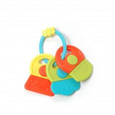 """Іграшка-брязкальце """"Ключики"""" Baby team, 3+, арт. 8442"""