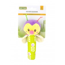 Игрушка с пищалкой Baby team, 4+, арт. 8500 (Пчелка)