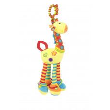 """Мягкая игрушка-подвеска на кроватку """"Жираф"""" Baby team, 4+, арт. 8531"""
