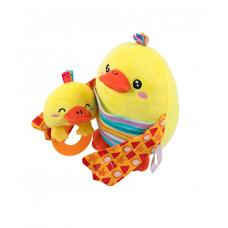 """Игрушка мягкая """"2 в 1"""" Baby team, 4+, арт. 8536 (Цыпленок)"""