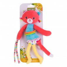 Игрушка-подвеска вибрирующая Baby team, 4+, арт. 8541 (котенок)