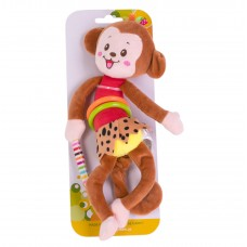 Іграшка-підвіска вібруюча Baby team, 4+, арт. 8541 (мавпочка)
