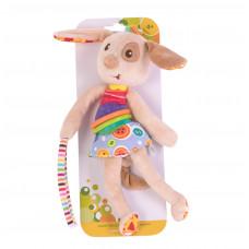 Іграшка-підвіска вібруюча Baby team, 4+, арт. 8541 (собачка)