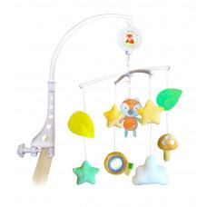Игрушка-мобиль механический Baby team, 0+, арт. 8561