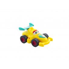 """Игрушка """"Транспорт"""" Baby team, 6+, арт. 8620 (машинка желтая)"""