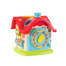 Іграшка-сортер Baby team, 12+, арт. 8640