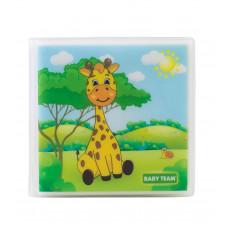 Игрушка-книжка для ванны Baby team, 6+, арт. 8742
