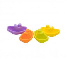 "Набор игрушек ""Лодочки"", 4 шт Baby team, 12+, арт. 8854"