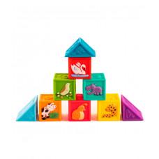 Кубики розвиваючі Baby team, 9+, арт. 8870