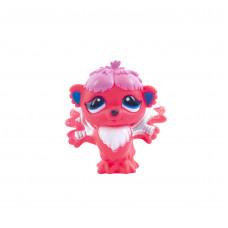 """Игрушка для ванны """"Зверюшка"""", в ассортименте Baby team, 6+, арт. 9020 (красная)"""