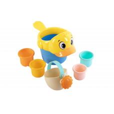 "Набор игрушек для ванны ""Утенок"" Baby team, 6+, арт. 9026"