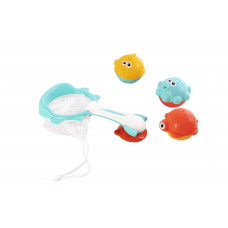 "Набор игрушек для ванны ""Баскетбол"" Baby team, 9+, арт. 9029"