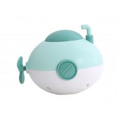 """Игрушка для ванны """"Подводная лодка"""" Baby team, 6+, арт. 9043 (бирюзовый)"""